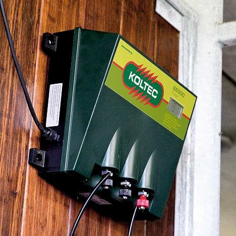 Generator impulsuri SE500 - Gard Electric - Accesorii - Generatoare