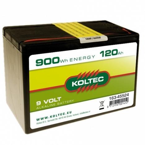 Baterie alkalina 9V 120Ah - Gard Electric - Accesorii - Generatoare