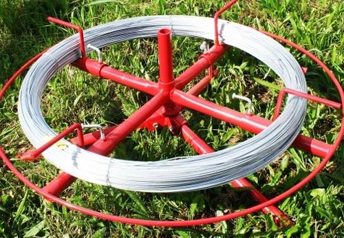 Tambur pentru intins fir - Gard Electric - Accesorii - Generatoare