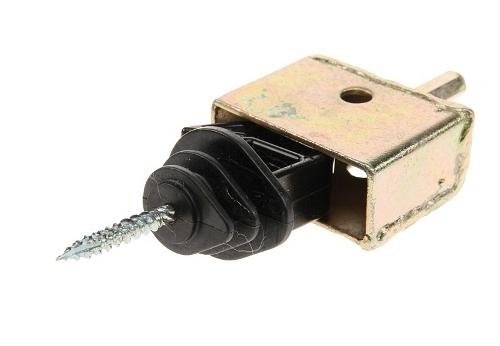 Dispoziti metalic insurubare izolatori - Gard Electric - Accesorii - Generatoare