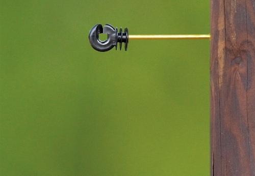 Izolator distantier 10cm pentru fir - Gard Electric - Accesorii - Generatoare