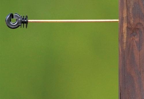 Izolator distantier 22cm pentru fir - Gard Electric - Accesorii - Generatoare