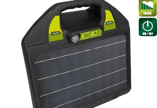 Generator impulsuri MS50 solar - Gard Electric - Accesorii - Generatoare